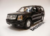 CADILLAC ESCALADE 2002 SİYAH WELLY 1