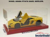 CARDINAL RED MODEL ARABA SERGİLEME KUTUSU 4