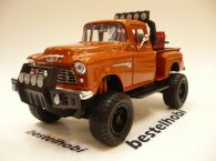 CHEVROLET APACHE 1958 PICK UP OFF ROAD 4X4 TARÇIN 1