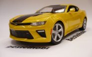 CHEVROLET CAMARO SS YELLOW 2016 MAISTO 1
