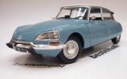 CITROEN DS SPECIAL 1972 BLUE SOLIDO 1