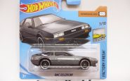 DMC DELOREAN HOTWHEELS 1