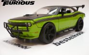 DODGE CHALLENGER SRT8 LETTY'S FAST AND FURIOUS JADA 2