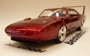 DODGE CHARGER DAYTONA 1969 FAST AND FURIOUS JADA 1