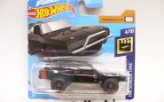 DODGE CHARGER FAST AND FURIOUS HOTWHEELS 1