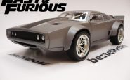 DODGE CHARGER FAST & FURIOUS DOM'S ICE JADA 1