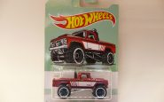 DODGE POWER WAGON 1970 HOTWHEELS 1