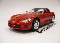 DODGE VIPER SRT10 KIRMIZI WELLY 1