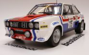 FIAT 131 ABARTH TOUR DE CORSE 1980 SOLIDO 1