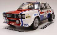 FIAT 131 ABARTH TOUR DE CORSE 1980 SOLIDO 1
