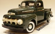 FORD F1 PICK UP 1951 GREEN WELLY 1