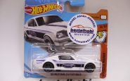 FORD MUSTANG 1965 FASTBACK HOTWHEELS 1