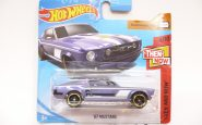 FORD MUSTANG 1967 HOTWHEELS 1