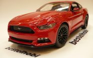 FORD MUSTANG 2015 RED MAISTO 1