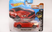 FORD SHELBY GT 350R HOTWHEELS 1