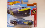 FORD SHELBY GT500 1967 LACİVERT HOTWHEELS 1