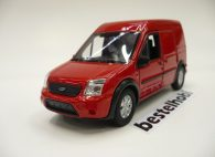 FORD TRANSIT CONNECT RED 1