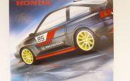 HONDA CRX 1985 1