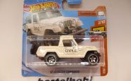 JEEP COMMANDO 1967 HOTWHEELS 1
