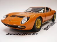 LAMBORGHINI MIURA SV 1971 ORANGE WELLY 1