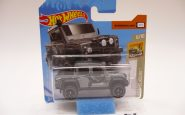 LAND ROVER DEFENDER DOUBLE CAB HOTWHEELS 1