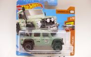 LAND ROVER DEFENDER PICK UP HOTWHEELS 1