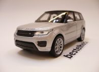 LAND ROVER RANGE ROVER SPORT GRİ WELLY 1