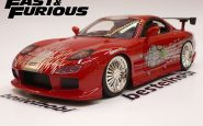 MAZDA RX7 DOM'S FAST AND FURIOUS JADA 14