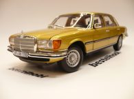 MERCEDES 450 SEL GOLD METALLIC NOREV 1