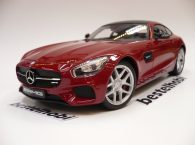 MERCEDES AMG GT BORDO EXCLUSIVE SERIES MAISTO 1