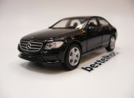 MERCEDES E KLASSE SİYAH WELLY 1