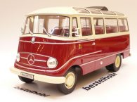 MERCEDES O319 1965 RED LIMITED EDITION NOREV 1