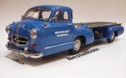MERCEDES RACING CAR TRANSPORTER RENNTRANSPORTER 1955 İ SCALE 1