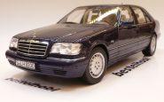 MERCEDES S500 V140 1994 1998 DEALER EDITION 1