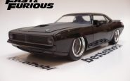 PLYMOUTH BARRACUDA LETTY'S FAST AND FURIOUS JADA 10