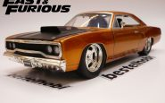 PLYMOUTH ROAD RUNNER DOM'S FAST AND FURIOUS JADA 12