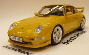 PORSCHE 911 993 RS CLUB SPORT YELLOW GT SPIRIT 1