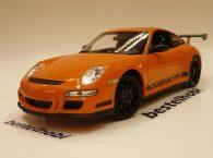 PORSCHE GT3 RS TURUNCU 1