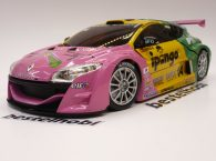 RENAULT MEGANE TEAM OREGON COSTA WINNER TROPHY 2012 NOREV 1