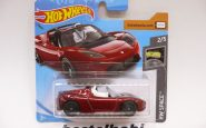 TESLA ROADSTER WITH STARMAN HOTWHEELS 1