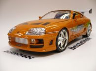 TOYOTA SUPRA BRIANS FAST AND THE FURIOUS 1