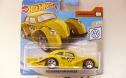 VOLKSWAGEN KAFER RACER YELLOW HOTWHEELS 1